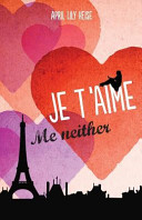 Download Je T Aime  Me Neither Book