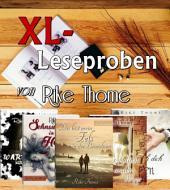 XL - Leseproben aus meinen Romanen: Liebesgeschichten