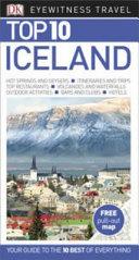 Top 10 Eyewitness Travel Guide - Iceland