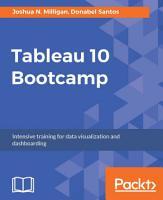 Tableau 10 Bootcamp PDF