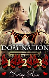 Domination 1 - 3: BDSM, Public Submission, Love Story, Threesome Anthology