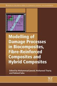 Modelling of Damage Processes in Biocomposites  Fibre Reinforced Composites and Hybrid Composites