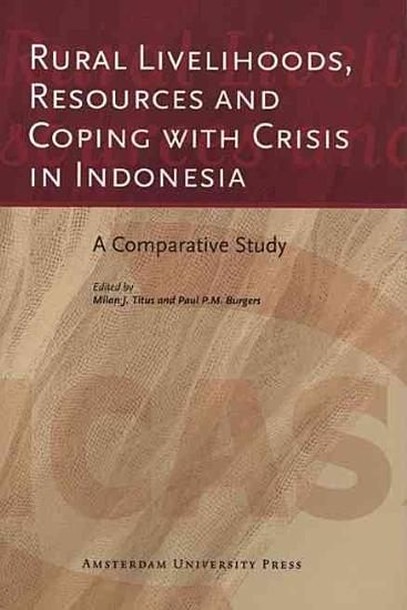 Rural Livelihoods  Resources  and Coping with Crisis in Indonesia PDF
