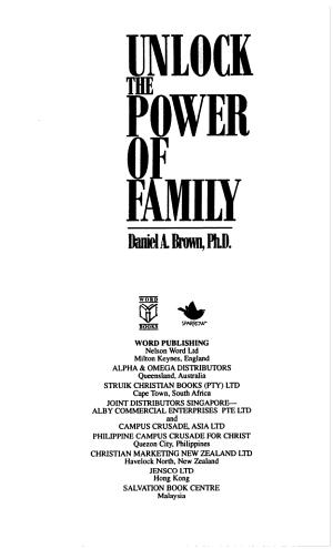 Unlock The Power Of Family
