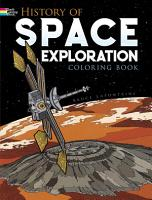 History of Space Exploration Coloring Book PDF