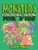 Monsters Coloring Book for Kids