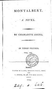 Montalbert: Volume 3