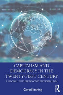 Capitalism and Democracy in the Twenty First Century
