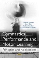 Gymnastics Performance and Motor Learning Book
