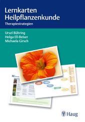Lernkarten Heilpflanzenkunde: Therapiestrategien