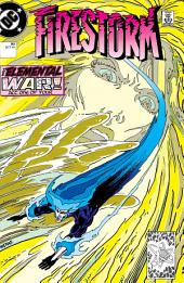 Firestorm: The Nuclear Man (1987-) #90