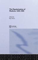 The Popularization of Medicine PDF