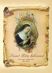 Szent Rita kilenced: Imafüzet