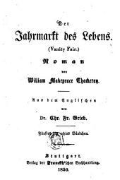 Der Jahrmarkt des Lebens: (Vanity Fair) : Roman, Bände 5-8