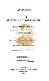 Anecdotes of the Spanish and Portuguese Revolutions