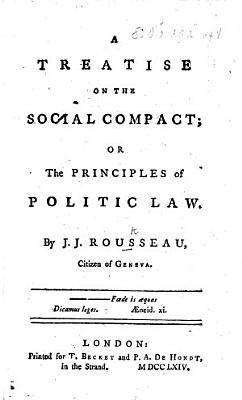 A Treatise on the Social Compact