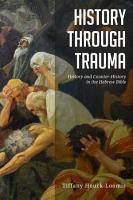 History through Trauma PDF