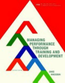 Managing Performance Through Training and Development PDF