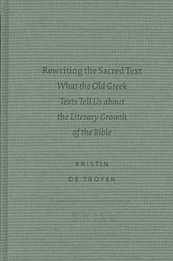 Rewriting the Sacred Text PDF