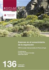 Avances en el conocimiento de la vegetación: XXIII Jornadas de fitosociología