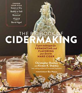 The Big Book of Cidermaking Book