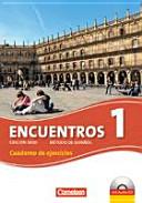 Encuentros 1 Neue Ausgabe   Cuaderno de Ejercicios inklusive CD PDF