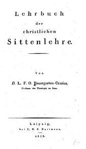 Lehrbuch der christlichen Sittenlehre
