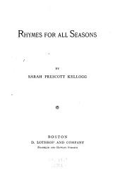 Rhymes for All Seasons