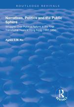 Narratives, Politics, and the Public Sphere
