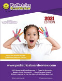 PEDIATRICS BOARD REVIEW PDF