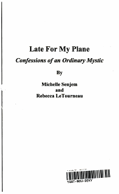 Late for My Plane PDF