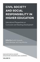 Civil Society and Social Responsibility in Higher Education PDF