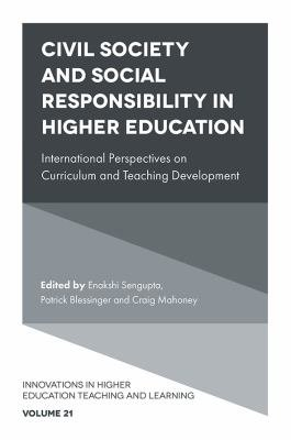 Civil Society and Social Responsibility in Higher Education