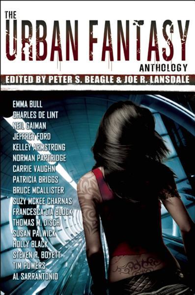 Download The Urban Fantasy Anthology Book