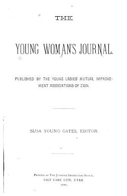 The Young Woman s Journal PDF