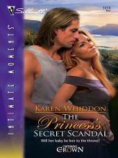 The Princess's Secret Scandal