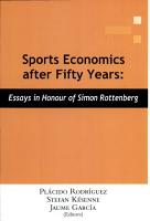 Sports Economics After Fifty Years PDF