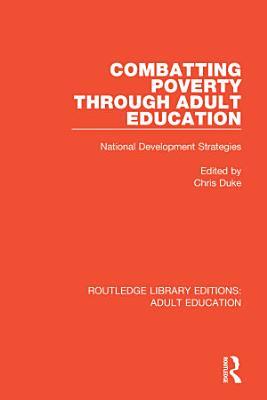 Combatting Poverty Through Adult Education PDF