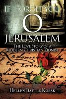 If I Forget You  O Jerusalem PDF