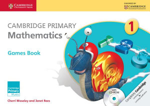 Cambridge Primary Mathematics Stage 1 Games Book With Cd Rom Book PDF