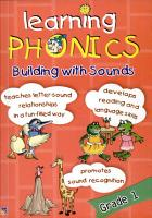 Building With Sounds PDF