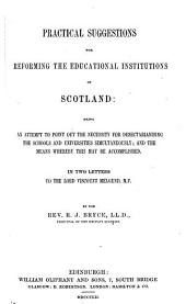 Address at the annual meeting of the Educational Institute of Scotland, September 17, 1853