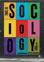 This is Sociology PDF