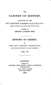 A History of Greece: Volume 7
