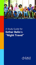 A Study Guide for Esther Belin s  Night Travel  PDF