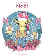 Livre de coloriage pour adultes Noël 1