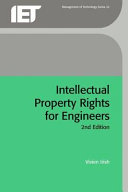 Intellectual Property Rights for Engineers