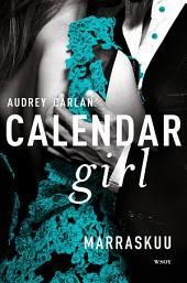 Calendar Girl. Marraskuu