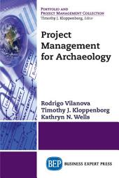 Project Management for Archaeology