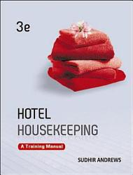 Hotel Housekeeping  A Training Manual PDF